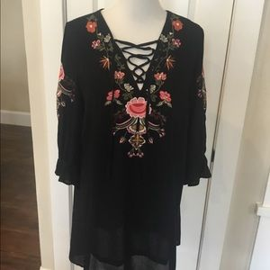 NWT Dress/swimsuit cover up